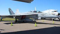 166799 @ LAL - Super Hornet - by Florida Metal