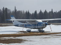 C-GYMB @ CYZU - Whitecourt - by DaveP