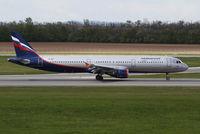 VQ-BOI @ LOWW - Aeroflot A321 - by Andreas Ranner