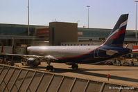 VP-BAF @ EHAM - VP-BAF Airbus A321 of Aeroflot seen at Amsterdam Schiphol Airport. - by Robbo s