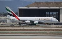 A6-EOG @ LAX - Emirates