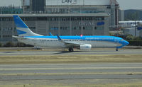 LV-FRQ @ SCLC - LV-FRQ of Aerolineas Argentinas - by Jack Poelstra