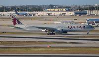 A7-BAK @ MIA - Qatar - by Florida Metal