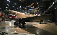 AK987 @ FFO - P-40E Kittyhawk - by Florida Metal