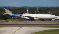 AP-BKM @ SFB - Shaheen Air Pakistan - final destination before getting scrapped