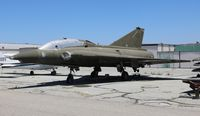 AT-155 @ CNO - Saab Draken - by Florida Metal