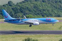 D-ASUN @ EDDR - Boeing 737-8BK - by Jerzy Maciaszek