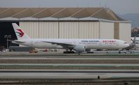 B-2022 @ LAX - China Eastern - by Florida Metal
