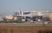 B-7343 @ LAX - China Eastern 777-300