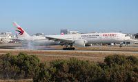 B-7343 @ LAX - China Eastern