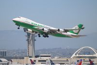 B-16481 @ LAX - Eva Air Cargo - by Florida Metal