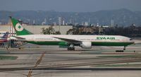 B-16707 @ LAX - Eva Air - by Florida Metal