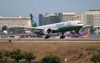 B-16715 @ LAX - Eva Air - by Florida Metal