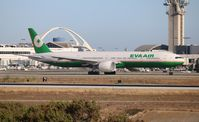 B-16719 @ LAX - Eva Air - by Florida Metal