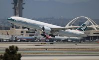 B-KPE @ LAX - Cathay Pacific - by Florida Metal