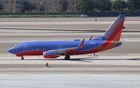 N481WN @ KLAS - Boeing 737-700 - by Mark Pasqualino