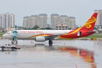 B-2651 @ ZGSY - Hainan B738 awaiting pax in SYX - by FerryPNL