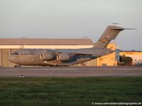 04-4136 @ EDDK - Boeing C-17A Globemaster III - MC RCH US Air Force USAF - P-136 - 044136 - 26.10.2015 - CGN - by Ralf Winter