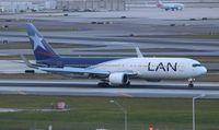 CC-CXC @ MIA - LAN 767-300 - by Florida Metal
