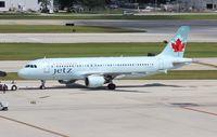 C-FDCA @ FLL - Air Canada