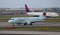 C-FEJB @ ATL - Air Canada - by Florida Metal