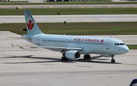 C-FGJI @ FLL - Air Canada - by Florida Metal