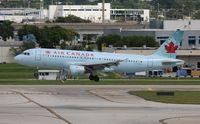 C-FGYS @ FLL - Air Canada