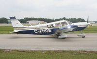 C-FHOE @ LAL - PA-32-300
