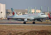 C-FKCR @ LAX - Air Canada
