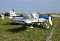 C-FNLY @ LAL - Vans RV-6A - by Florida Metal