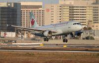 C-FNVU @ LAX - Air Canada - by Florida Metal