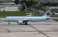 C-FNVV @ FLL - Air Canada