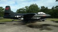 124598 - Freshly painted. Outside museum at NAS Pensacola. - by Bill Carson
