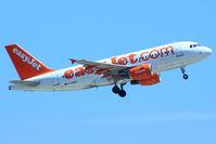 G-EZDC @ LFKB - Take off