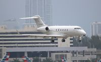 C-FWUT @ MIA - Challenger 300 - by Florida Metal