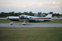 C-FZBP @ LAL - PA-32-300 - by Florida Metal