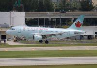 C-GBHN @ FLL - Air Canada