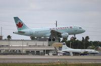 C-GBIK @ MIA - Air Canada