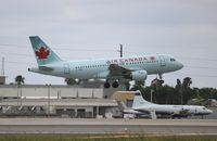 C-GBIK @ MIA - Air Canada - by Florida Metal