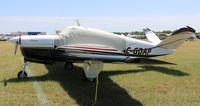 C-GDAP @ LAL - Bonanza V35 - by Florida Metal