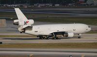 C-GKFD @ MIA - KF Cargo DC-10-30F