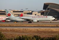 C-GLCA @ LAX - Air Canada - by Florida Metal