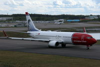 LN-NGN @ ESSA - Norwegian - by Jan Buisman