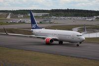 LN-RGF @ ESSA - SAS Scandinavian Airlines - by Jan Buisman