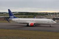 LN-RGH @ ESSA - SAS Scandinavian Airlines - by Jan Buisman