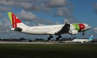 CS-TOG @ MIA - TAP Portugal