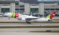 CS-TOI @ MIA - TAP Portugal