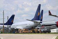 D-ABIN @ SFB - Lufthansa
