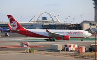 D-ABXB @ LAX - Air Berlin