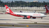 D-ABXB @ MIA - Air Berlin